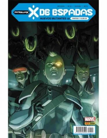 Nuevos Mutantes 10