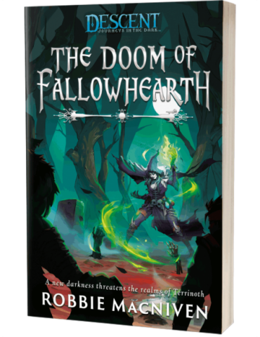 The Doom of Fallowhearth: A Descent - Journeys in the Dark Novel