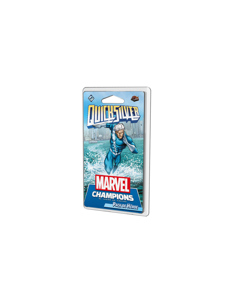 Marvel Champions: The Card Game - Quicksilver Hero Pack