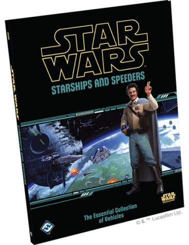 Star Wars: Age of Rebellion - Starships and Speeders