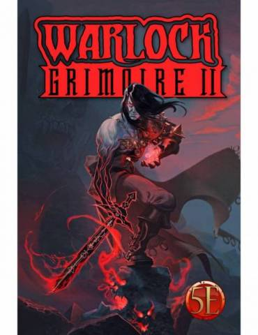 Warlock Grimoire 2 for 5th Edition (Hardcover)