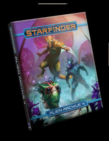 Starfinder Alien Archive 4