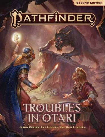 Pathfinder Adventure: Troubles in Otari