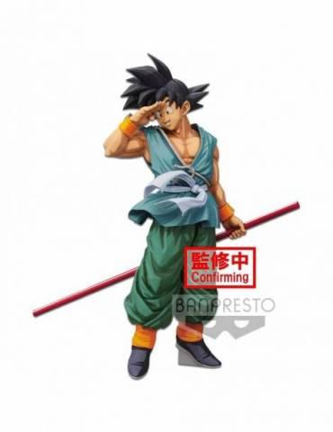 Figura Dragon Ball Super Super Master Stars Piece Manga Dimensions: Son Goku 30 cm