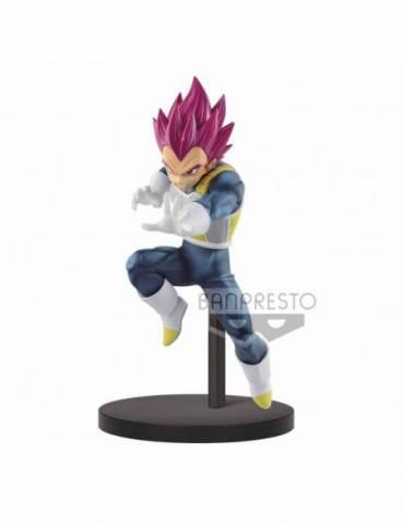 Figura Dragon Ball Super Chosenshiretsuden Ii Vol. 3: Super Saiyan God Vegeta 13 cm