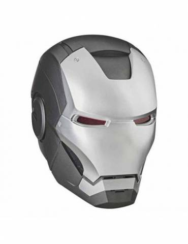 Replica Marvel Legends Casco War Machine Gear Escala 1:1