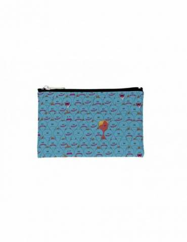 Estuche Rectangular Rick y Morty: Meeseeks