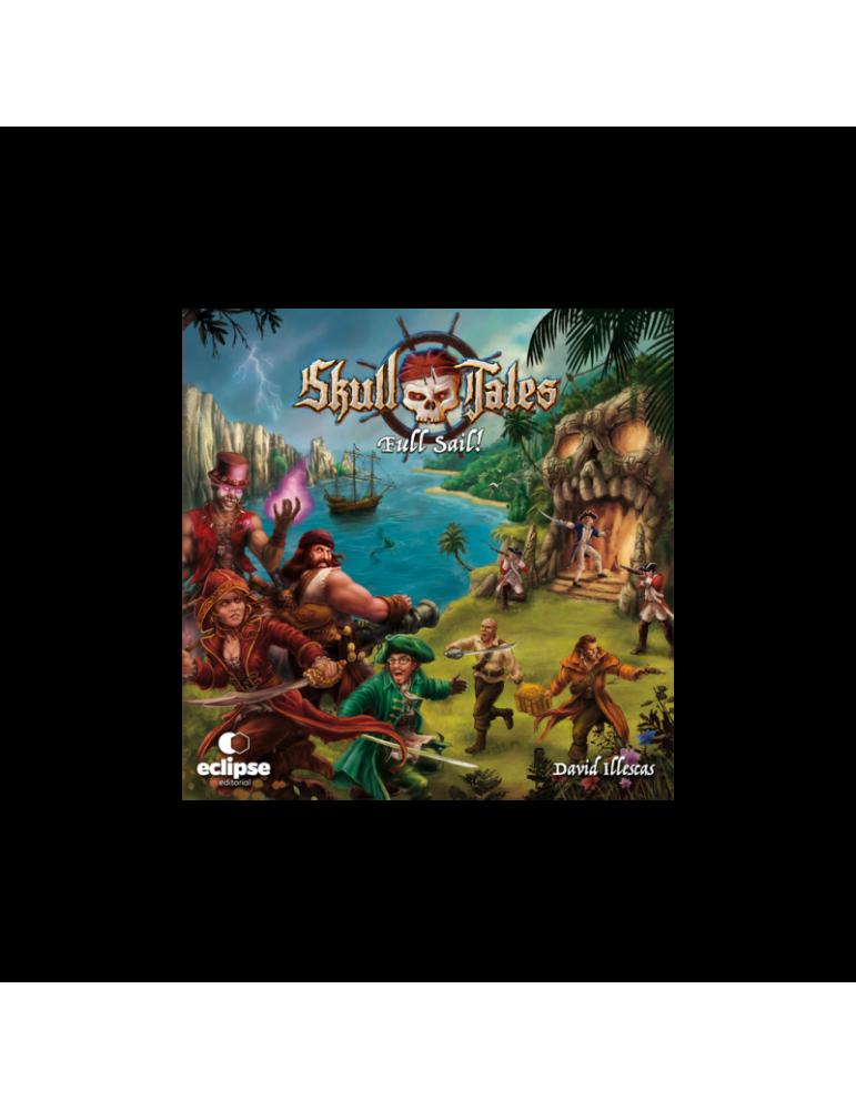 Skull Tales: ¡A toda Vela! (Castellano)