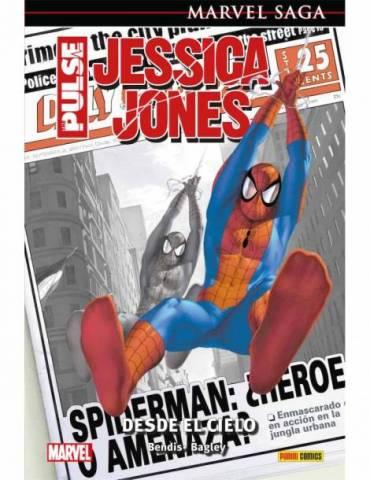 Jessica Jones: The Pulse 01. Desde el Cielo (Marvel Saga 112)