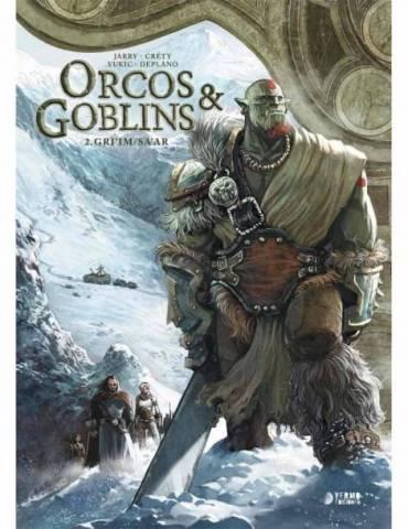 Orcos y Goblins 02: Gri'Im/Sa'Ar