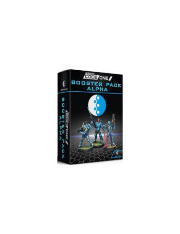 Infinity: Code One - PanOceania Booster Pack Alpha