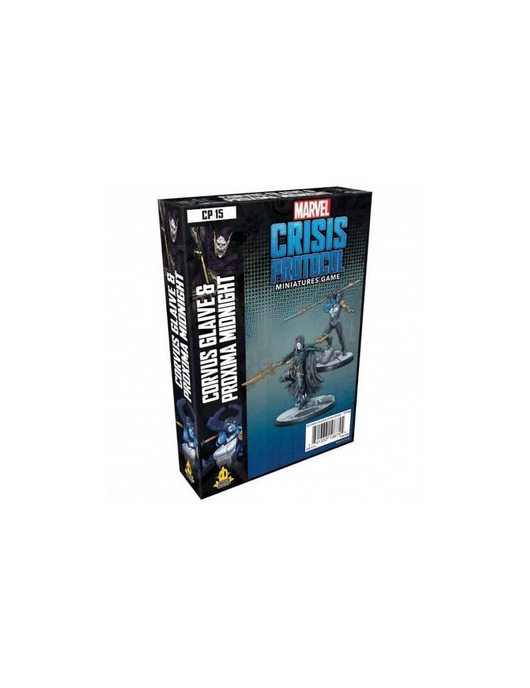Marvel: Crisis Protocol - Corvus Glaive & Proxima Midnight