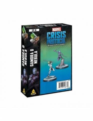 Marvel: Crisis Protocol - Gamora and Nebula