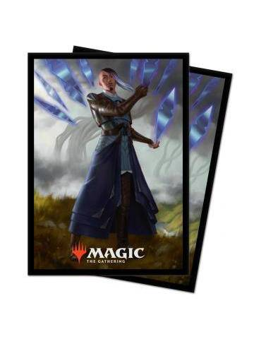 Fundas Ultra Pro Magic: Kaldheim - Tyvar Kell (100 )