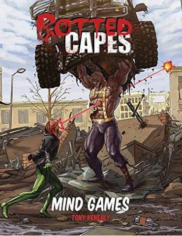 Rotted Capes - Mind Games