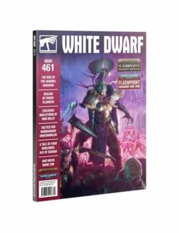 White Dwarf 461 (Inglés)