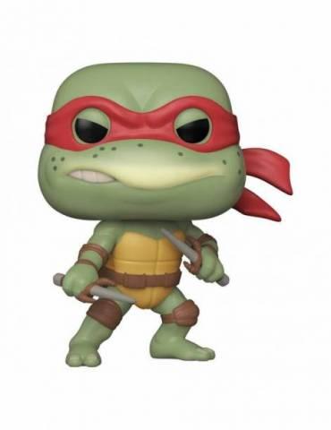 Figura POP Tortugas Ninja Television: Raphael 9 cm
