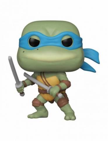 Figura POP Tortugas Ninja Television: Leonardo 9 cm