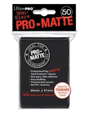 Funda Ultra Pro mate negra...