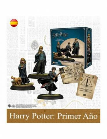 Harry Potter Miniatures Adventure Game: Harry Potter - Primer Año (Castellano)