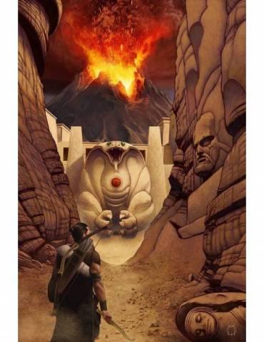 El Imperio Cobra: Vendha + Marcapáginas