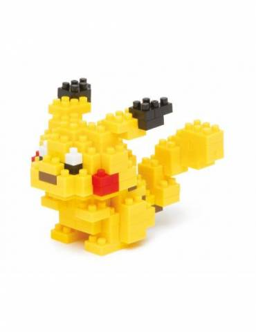 Nanoblock Pokémon: Pikachu