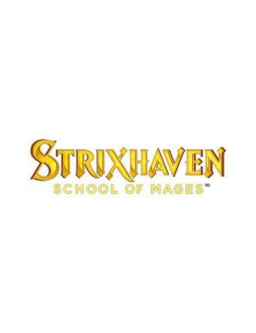 Magic the Gathering Strixhaven: School of Mages Mazos de Commander Caja (5) (Castellano)