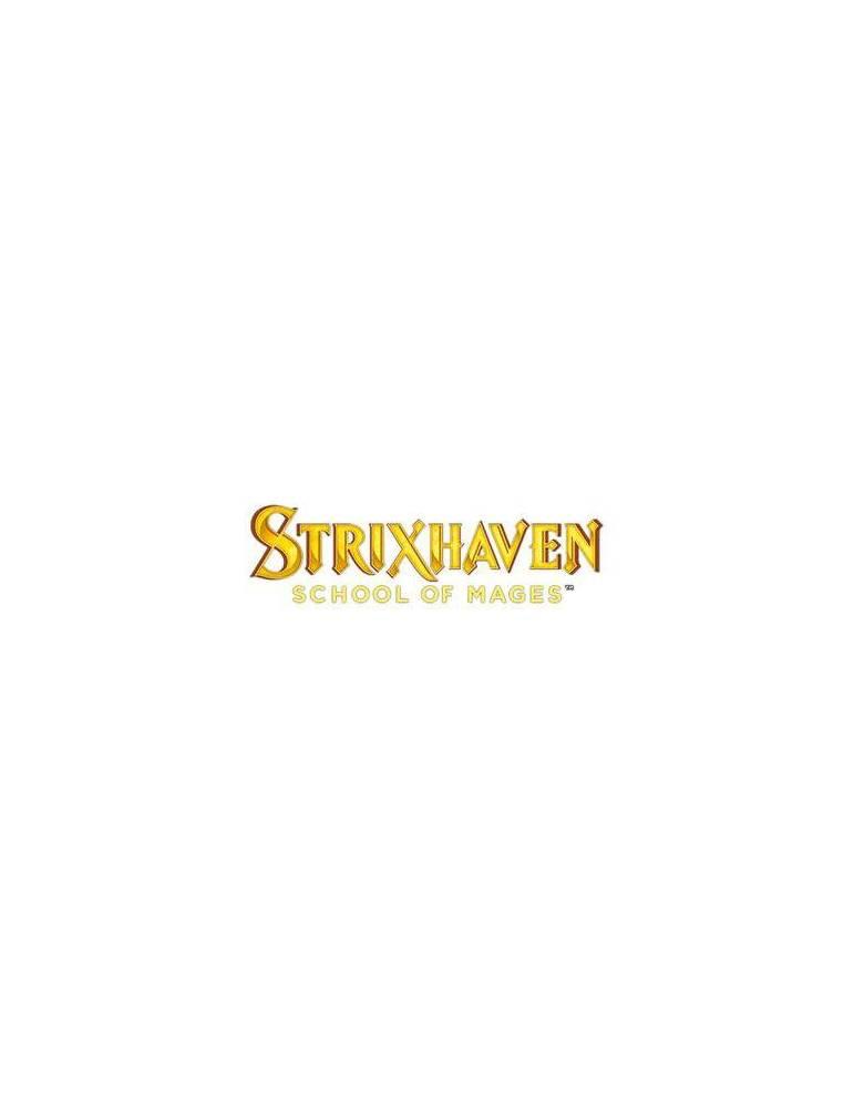 Magic the Gathering Strixhaven: School of Mages Mazos de Commander Caja (5) (Inglés)
