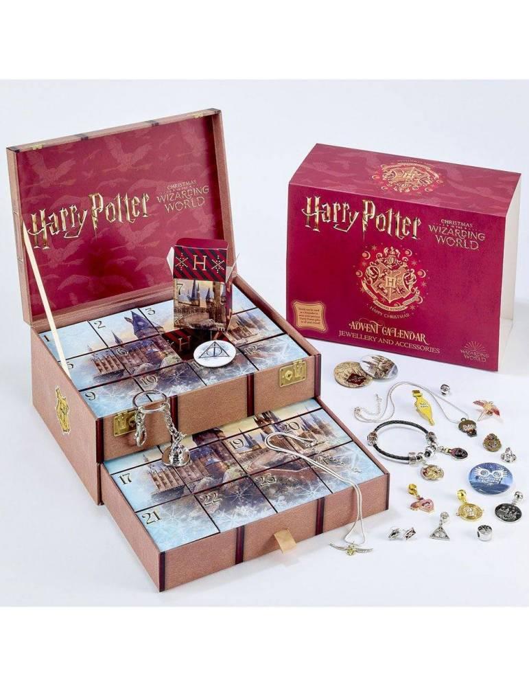 Calendario de adviento Harry Potter: Joyería 2021
