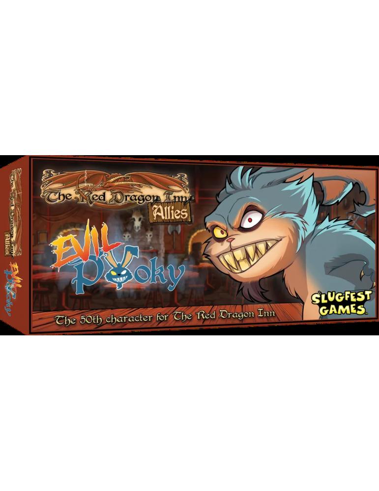 The Red Dragon Inn: Allies - Evil Pooky