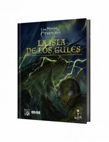 Los Mitos de Cthulhu de Sandy Petersen: La Isla de los Gules