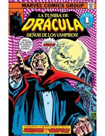 Biblioteca Dracula. La Tumba de Dracula 08 ¡La Ira de Dracula!