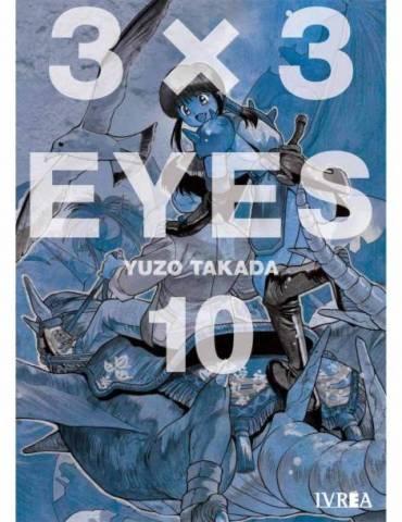 3 x 3 Eyes 10