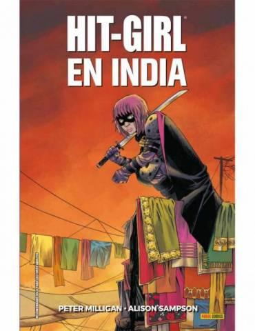 Hit Girl 06. En la India (Cómic)
