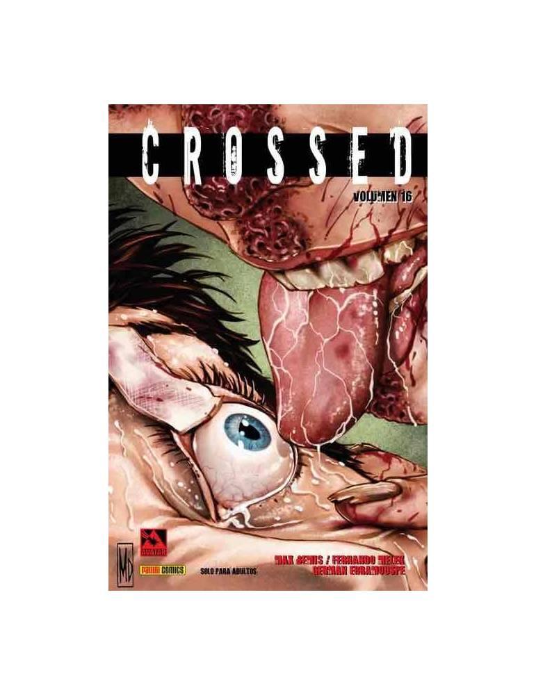 Crossed 16. (Comic)