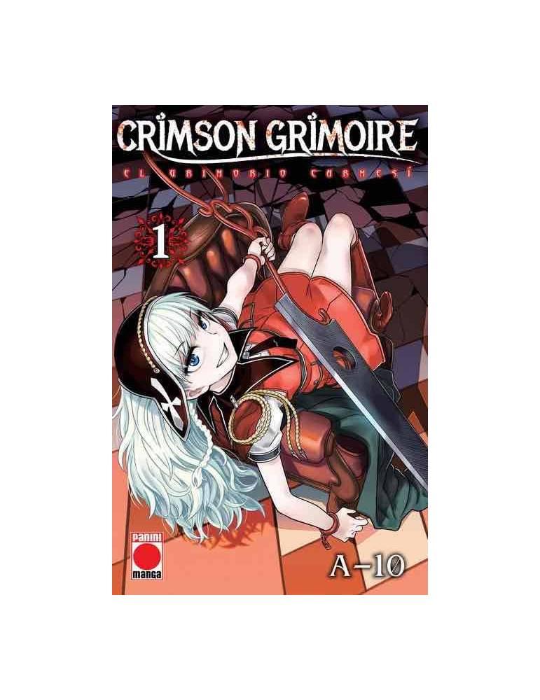 Crimson Grimoire: El Grimorio Carmesí 01