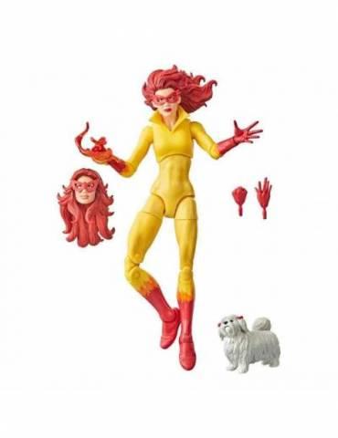 Figura Classic Marvel Legends: Firestar 15 cm