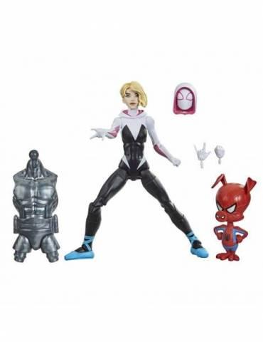Figura Marvel Legends Spider-Man Into the Spider-Verse: Gwen Stacy 15 cm