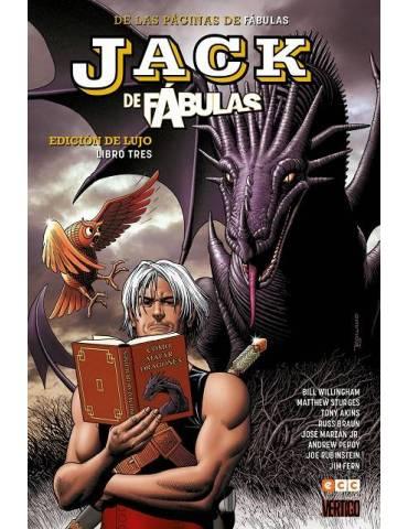 Jack de Fábulas: Edición de lujo - Libro 3 de 3