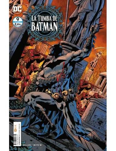 La tumba de Batman núm. 09 de 12