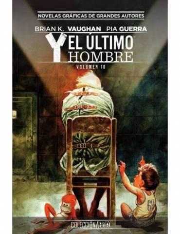 Colección Vertigo núm. 58: Y