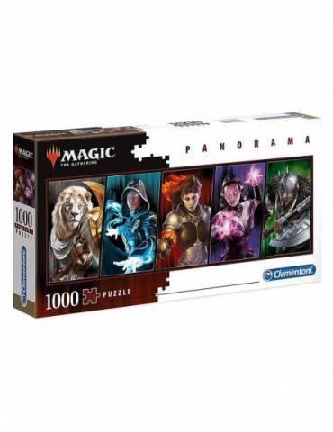 Puzzle Panorama Magic The Gathering 1000 pzs