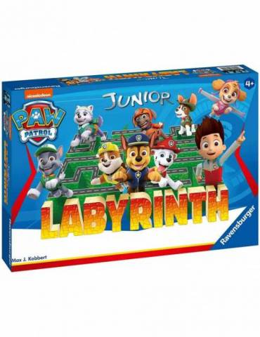 Labyrinth Paw Patrol