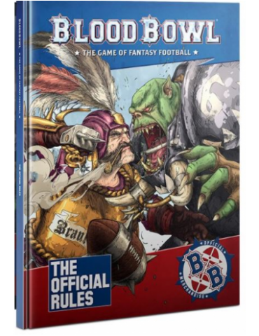 Blood Bowl - The Official Rules (Inglés)