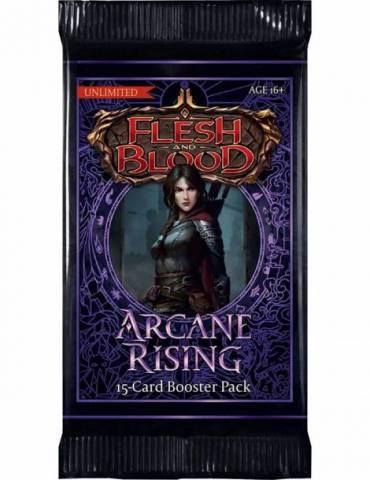 Flesh & Blood: Arcane Rising booster