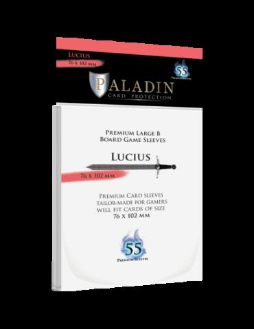 Fundas Paladin Lucius (76 × 102 mm)