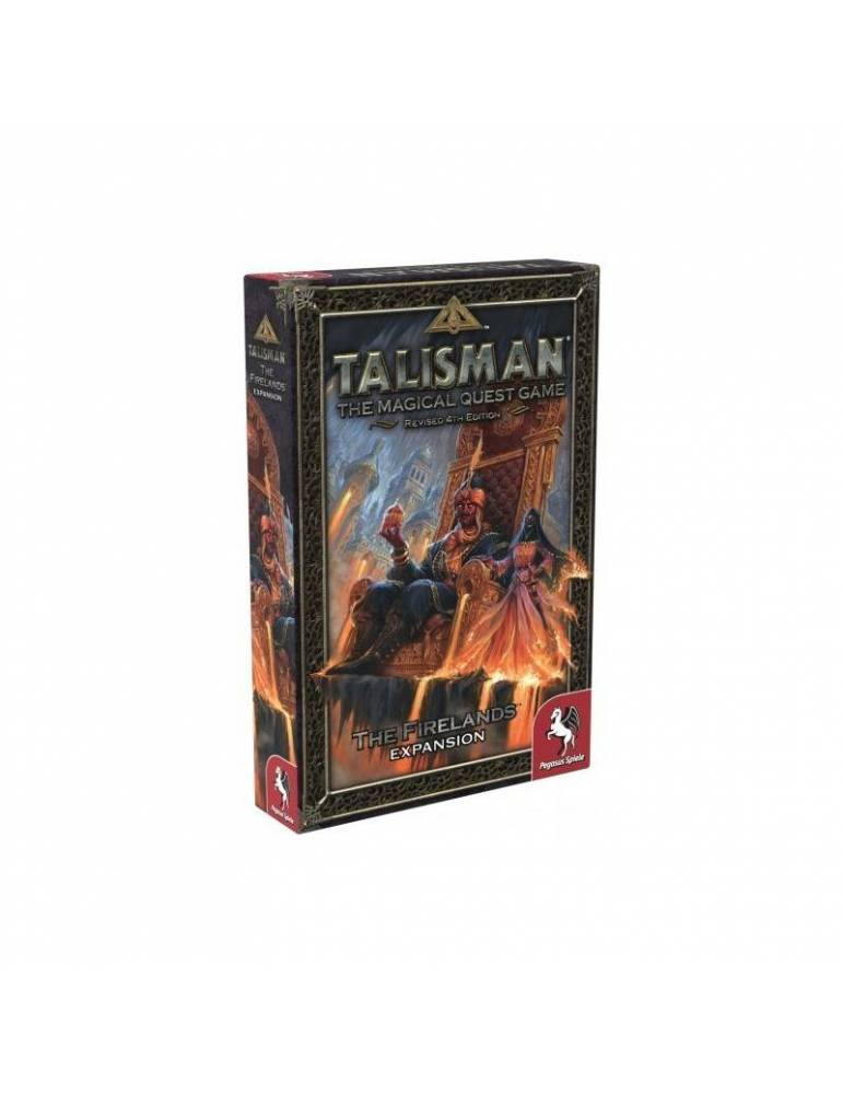 Talisman (Revised 4th Edition): The Firelands Expansion