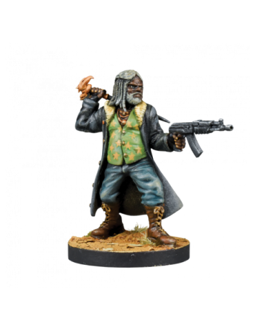 The Walking Dead: All Out War - Booster Rey Ezekiel (Exclusivo Eventos)