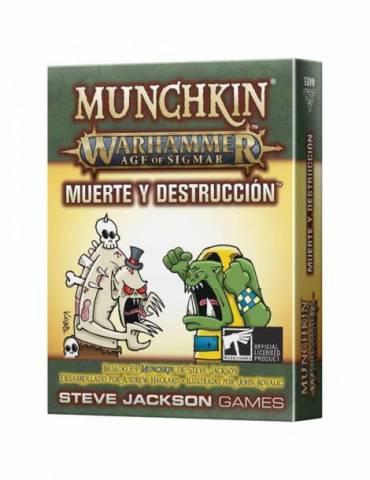Munchkin Warhammer: Muerte y destrucción