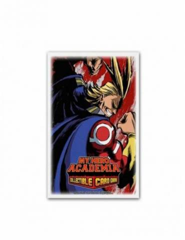 Fundas Dragon Shield Art Matte My Hero Academy: All Might Flex (100)